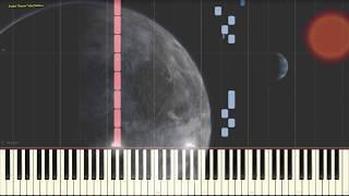 Palladio (Ноты и Видеоурок для фортепиано) (piano cover)