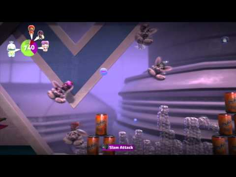 littlebigplanet2 - In this episode: Fowl Play My Magnificence Knows No Bounds Avalon's Advanced Armaments Academy Thanks for watching! ----------Links---------- 2-player channe...