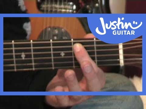 Easy Acoustic Solo Blues Lesson #2of3 (Guitar Lesson PR-001) How to play