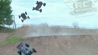 RC ADVENTURES - NiTRO MADNESS - Short Course, Monster Trucks, Buggies&Truggies