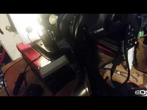 My Homemade Film Scanning Machine