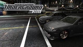 Геймплей Need for Speed Underground