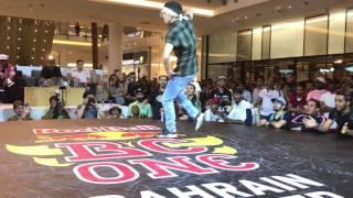 Bboy huey vs bboy triple x Bahrain RedBull Bc One finals