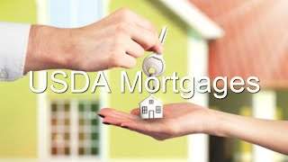 USDA Loan Informational Video with Rob Messenger