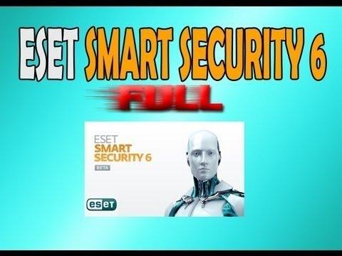 Como activar ESET Smart Security 6  De por vida