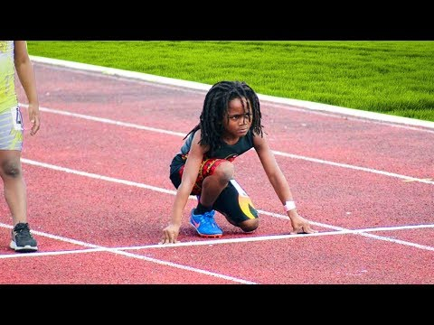 Play this video This Kid Runs So Fast, People Are Calling Him the Fastest Child in the World