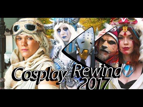 Cosplay Rewind 2017