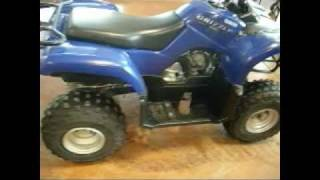 2. 2005 Yamaha Grizzly 80