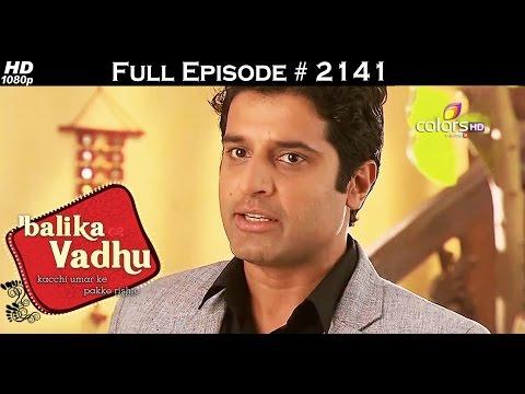 Balika-Vadhu--22nd-March-2016--बालिका-वधु--Full-Episode-HD
