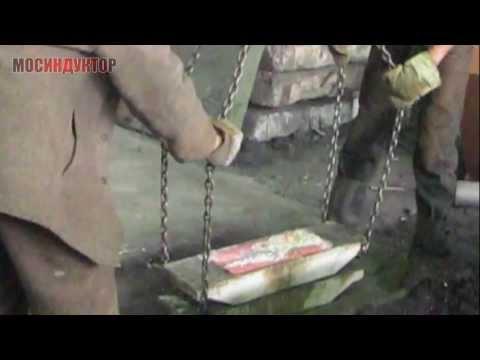 Индукционная плавильная печь ИПП-110-150М-60Ч
