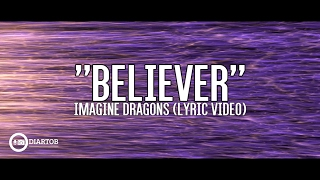Video ► Imagine Dragons - Believer (with lyrics) MP3, 3GP, MP4, WEBM, AVI, FLV Mei 2018