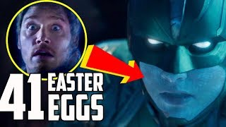 Video Captain Marvel: Trailer Breakdown and Easter Eggs MP3, 3GP, MP4, WEBM, AVI, FLV September 2018