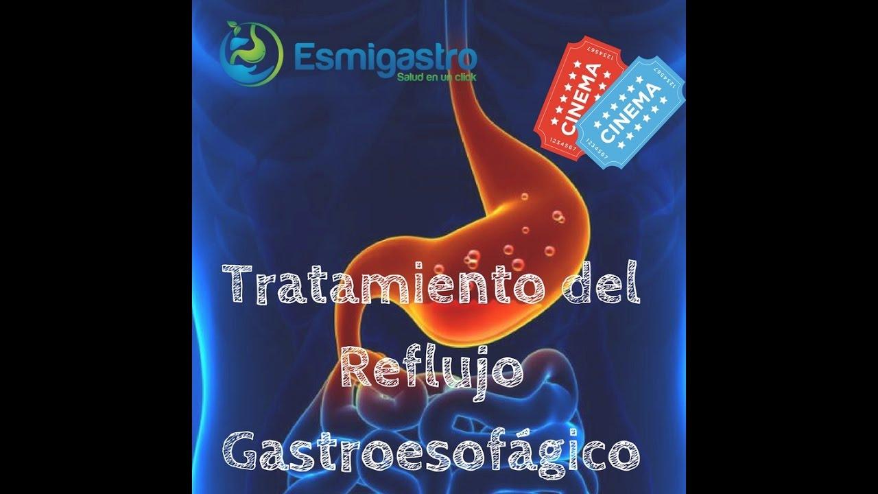Tratamiento del Reflujo Gastroesofágico