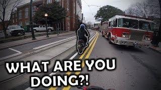 I almost crashed... TWICE! [Chase and Yummi Adventure Series - Season 11 Ep 07]