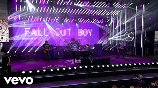 Video Fall Out Boy - The Last Of The Real Ones (Live From Jimmy Kimmel Live!) MP3, 3GP, MP4, WEBM, AVI, FLV Januari 2018