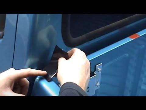 Спиливание решетки на Ford Ranger/Mazda BT50