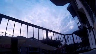 My First Try of Time Lapse with my SJCAM 4000 WIFI [Sunrise]