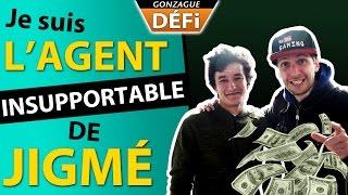 Video Je suis l'AGENT INSUPPORTABLE de JIGMÉ MP3, 3GP, MP4, WEBM, AVI, FLV Oktober 2017