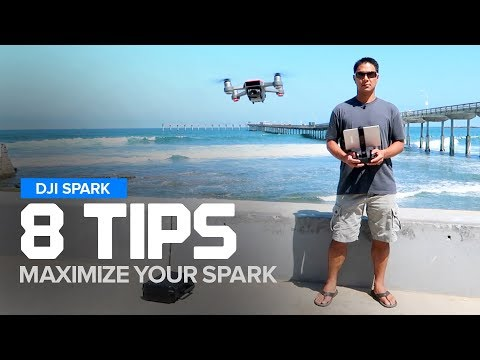 DJI Spark : 8 Tips Get the most out of your DJI Spark