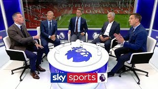 Video Gary Neville and Jamie Carragher have HEATED disagreement over tactical set-up! | Super Sunday MP3, 3GP, MP4, WEBM, AVI, FLV Agustus 2019