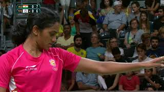 Download Video PV Sindhu(IND) vs Tai Tzu Ying(TPE) - Round16 - Rio Olympics 2016 - Badminton MP3 3GP MP4