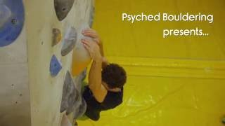 Channel Intro 2016 by Psyched Bouldering