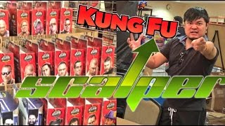 STEALING WWE ELITES FROM TOY SCALPERS AT COMIC CON!