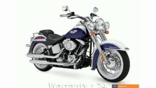 4. 2010 Harley-Davidson Softail Deluxe - Features, Specs
