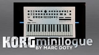 Download Lagu The Korg Minilogue-08-The CLICKING part 2 Mp3