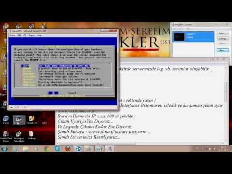 Metin2 Hamachili Server Kurulumu [Leqendy Server Files]