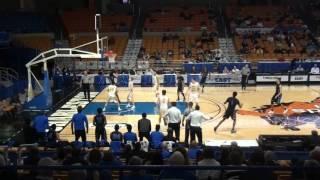 Brett Morris NCAA (last NCAA game)