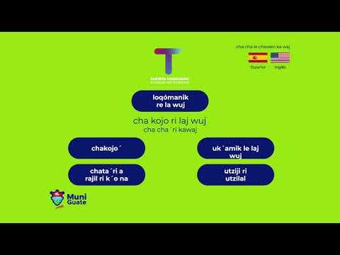 Cómo comprar la Tarjeta Ciudadana idioma Quiché