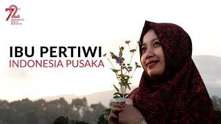 IBU PERTIWI / INDONESIA PUSAKA  - Acoustic Cover #DIRGAHAYURI72
