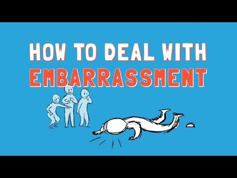 embarrassment - Sign up for our WellCast newsletter for more of the love, lolz and happy! http://goo.gl/GTLhb Today on WellCast, we're exploring embarrassment. We'll explain...