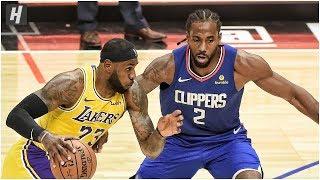 Los Angeles Lakers vs Los Angeles Clippers - Full Highlights   October 22, 2019   2019-20 NBA Season