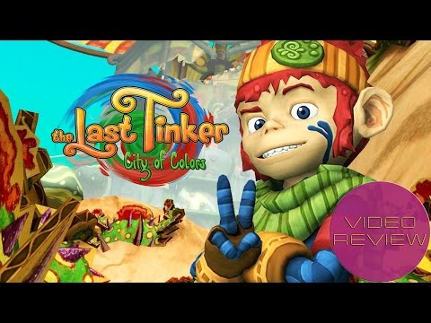 The Last Tinker : City of Colors Xbox One