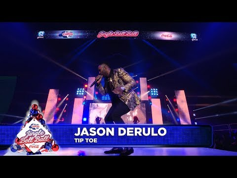 Jason Derulo - 'Tip Toe' (Live At Capital's Jingle Bell Ball)
