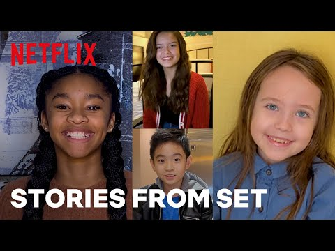 We Can Be Heroes: Stories from Set | Netflix Futures
