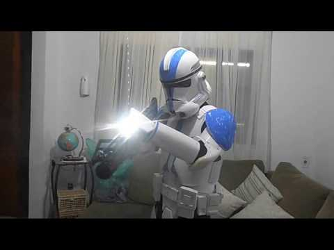Star Wars Cosplay: 501st Clone Trooper 1.0 (check the new one)
