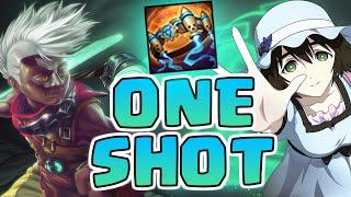 Nightblue3 - UNEXPECTED FULL AP EKKO ONE SHOT