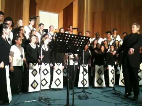 Jannie Moolman & The South African Youth Choir
