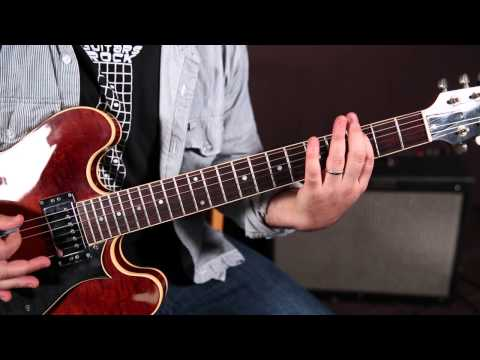 "How to Play ""Fortunate Son"" by Creedance Clearwater Revival, CCR – Guitar Lesson, Tutorial"