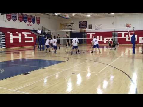 2017 TWP VOLLEYBALL HIGHLIGHTS PART II