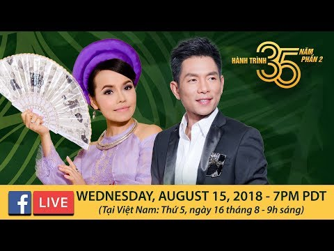 Livestream với Ngọc Hạ & Trần Thái Hòa - August 15, 2018 - Thời lượng: 1 giờ, 4 phút.