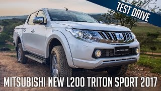 Mitsubishi New L200 Triton Sport 2017 - Off-Road
