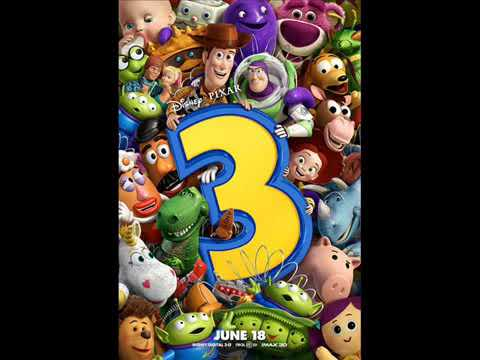 Toy Story 3 (2010) - We Belong Together (High Tone)