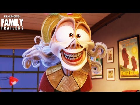 Tad The Lost Explorer And The Secret Of King Midas | New Trailer For Family Animated Movie