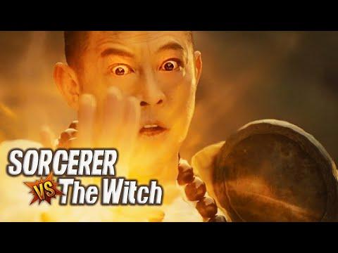 Jet Li - THE SORCERER