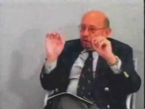 Part 3: Diskussion – Dr. Georg Zakrajsek mit Mag. Terezija Stoisits 2002