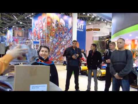 Розыгрыш призов от компании ЕВРОТЕК на Митекс 2012